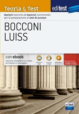 Test Bocconi - Luiss 2020: Manuale di te...