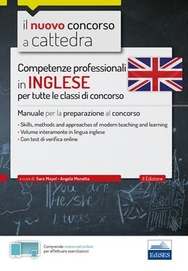 Competenze professionali in  Inglese per tutte le classi di concorso