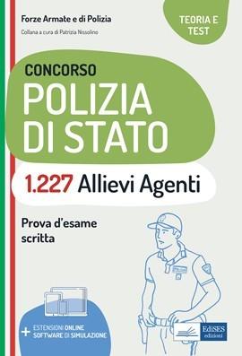 Manuale concorso 1227 Allievi Agenti Polizia di Stato