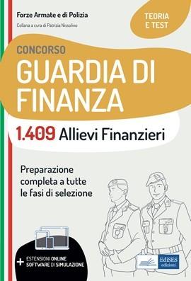 Concorso 1.409 Allievi Finanzieri nella Guardia di Finanza