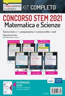 KIT Discipline STEM A28 - Matematica e Scienze nella scuola secondaria di primo grado