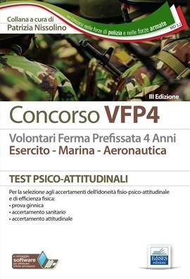 Concorso VFP4 - Test psico-attitudinali Esercito Marina Aeronautica