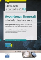 Avvertenze generali 2019