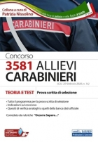 Concorso 3581 Allievi Carabinieri