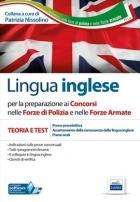 Lingua inglese per i concorsi nelle Forze di Polizia e Forze Armate