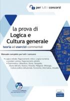 Logica e Cultura Generale - Manuale & Test