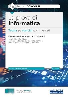 [EBOOK] La prova di Informatica