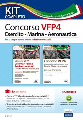 Kit Concorso VFP4 - Esercito Marina Aeronautica