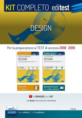 Kit completo per i test di accesso in De...