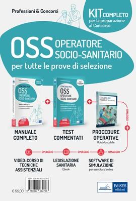 Kit concorsi OSS - Operatore Socio Sanitario