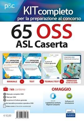 Kit Concorso 65 OSS ASL Caserta