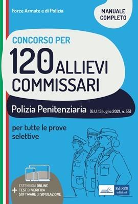 Concorso 120 Allievi Commissari Polizia Penitenziaria