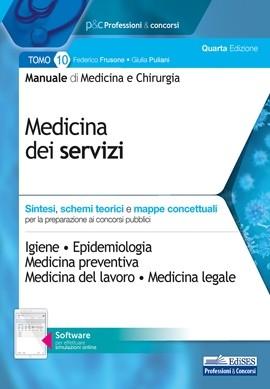 Manuale di Medicina e Chirurgia - Tomo 10 Medicina dei servizi