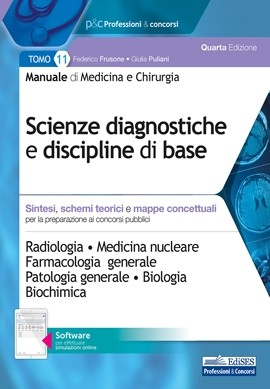 Manuale di Medicina e Chirurgia - Tomo 11 Scienze diagnostiche e discipline di base