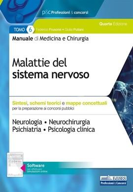 Manuale di Medicina e Chirurgia - Tomo 6 Malattie del sistema nervoso