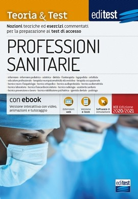 Manuale Test Professioni Sanitarie 2020