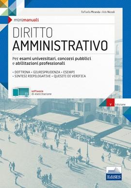 [EBOOK] MiniManuale di Diritto amministrativo