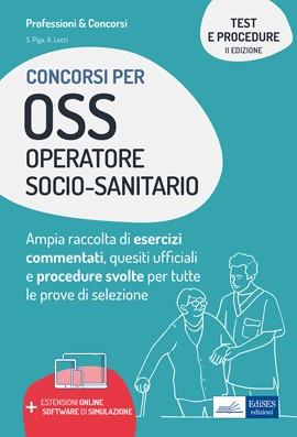 Test e procedure dei concorsi per OSS Operatore Socio-Sanitario