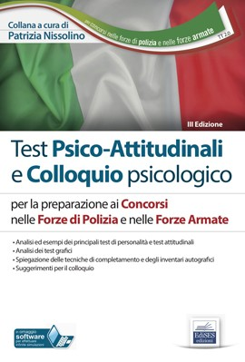 Test psico-attitudinali e Colloquio psicologico