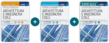 Architettura e ingegneria edile for Test di architettura